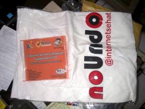 Paket Bronze ISBA 2011