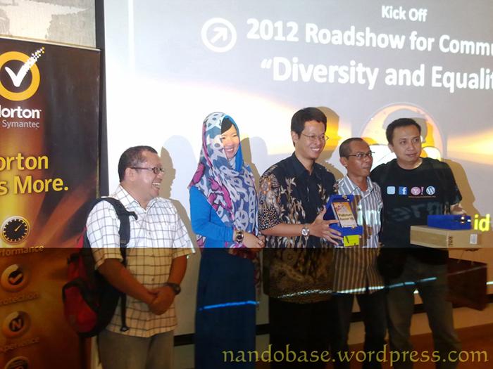 Pemenang Platinum 2011