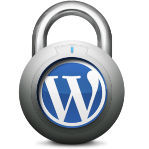 wordpress lock