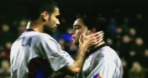 pep and xavi