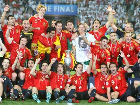 Tim Nasional Spanyol