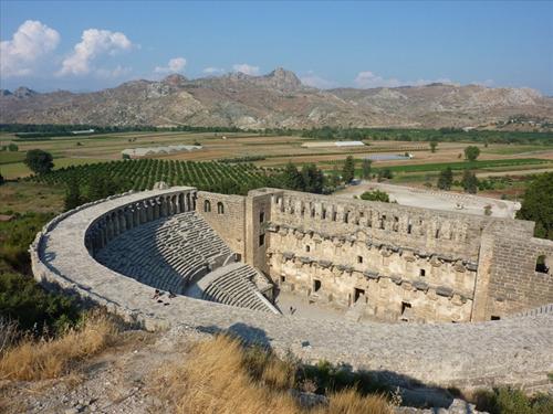 Arena olimpiade kuno