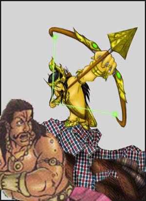 Ksatria Kraton Surakarta Taklukkan Batavia