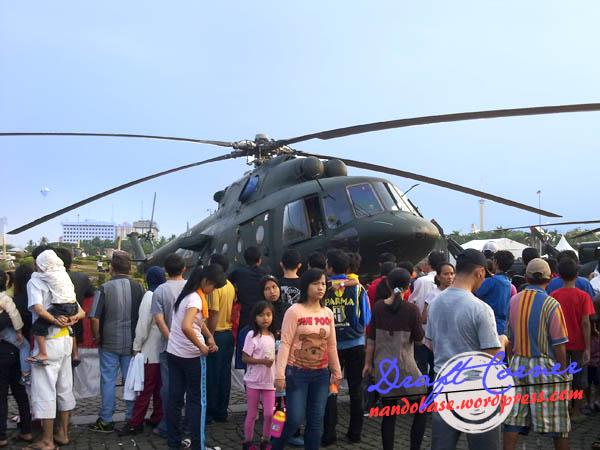 Helikopter Tempur TNI