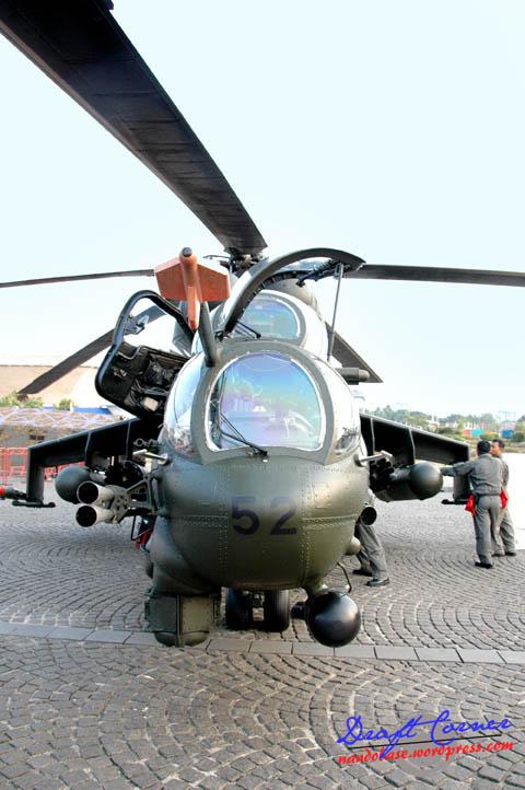 Helikopter tempur