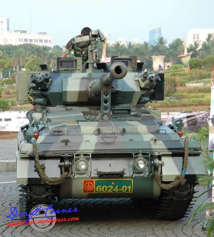Small Tank