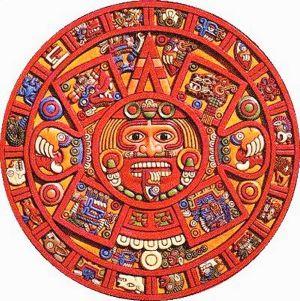 Kalender suku Maya kuno