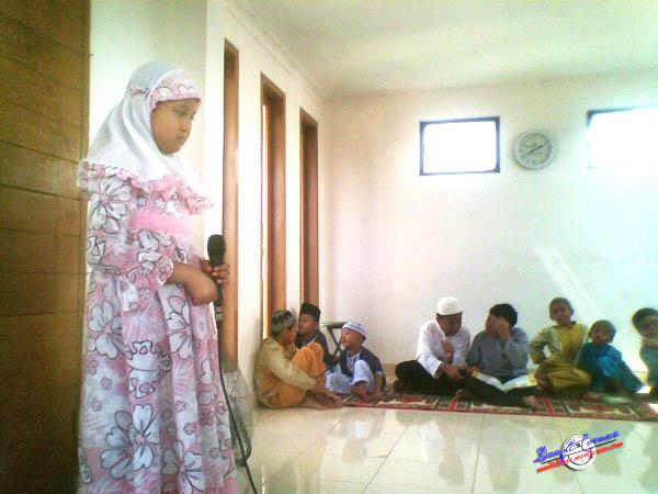Lomba Hafalan Juzz 'Amma (kamera E63, 2 MP)