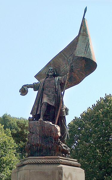 Monumen Cabral di Lisbon, Portugal