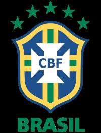 Logo Asosiasi sepakbola Brazil